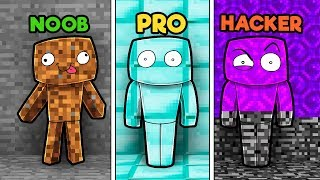 Download Minecraft - NOOB vs PRO VS HACKER - HIDE AND SEEK! Video