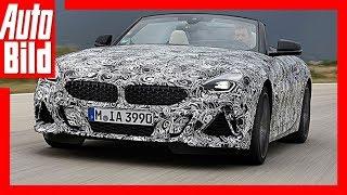 Download BMW Z4 (2018) Offizieller Trailer zum Z4 Video