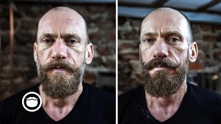 Download How To Dye Your Beard at The Barbershop   Cut and Grind Video