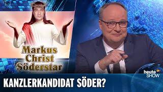 Download Söder-Hype: Wird Deutschlands nächster Kanzler ein Bayer? | heute-show vom 29.11.2019 Video