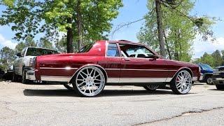 Download WhipAddict: ″Beanz″ 87' Chevrolet Caprice Landau on Forgiato Maglia 26s, Custom Paint, Car Audio Video