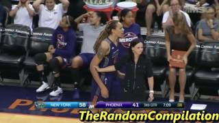 Download Diana Taurasi And Brittney Griner Gets Ejected Against The Liberty Video