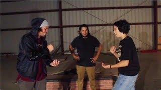 Download Jp Garcia VS Rick Molina SK8 WARS Video