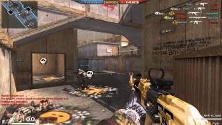 Download Arctic Combat Gameplay (AK-47 gold) Video