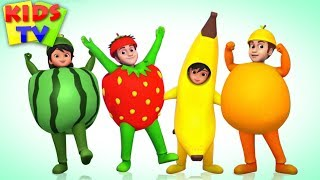 Download Fruits Song | Learn Fruits for Kids | Nursery Rhymes & Songs for Babies Video
