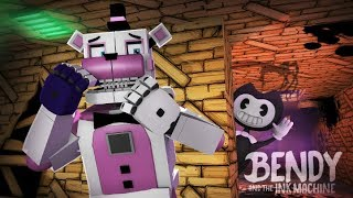 Download Funtime Freddy and the Ink Machine (Bendy and the Ink Machine FNAF Roleplay) Video