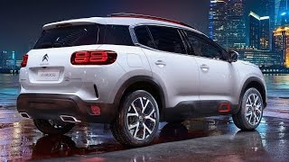Download 2018 Citroen C5 Aircross - interior Exterior and Drive Video