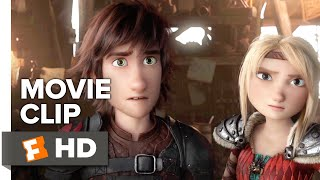 Download How to Train Your Dragon: The Hidden World Clip - Eret Warns the Vikings   Movieclips Coming Soon Video