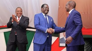 Download Ruto: Raila using BBI for 2022 takeover   The Way It Is Video