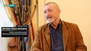 Download ✔ Arturo Pérez-Reverte en ″99% la disciplina del éxito″, de Alconada Mon - 14/05/18 @jmortiz77 Video