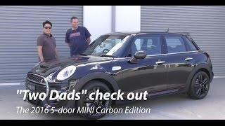 Download 2016 MINI 5-door ″Carbon Edition″ (Review) | ″Two Dads″ from BRRRRM Australia Video