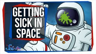 Download Why Getting Sick in Space Is the Worst Video