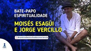 Download Bate-Papo Espiritualidade - Dia 1, Moisés Esagüi e Jorge Vercillo Video