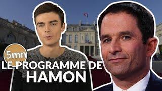 Download LE PROGRAMME DE BENOÎT HAMON - 5 minutes pour décrypter Video
