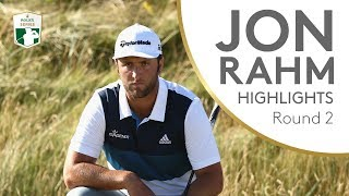 Download Jon Rahm Highlights | Round 2 | 2018 Dubai Duty Free Irish Open Video