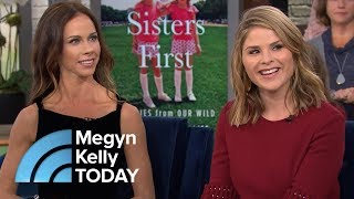 Download Jenna Bush Hager, Barbara Bush: Mom, Former First Lady Laura Bush, Was A Hippie | Megyn Kelly TODAY Video