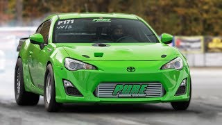 Download 2JZ swapped Toyota 86 - and it FLIES Video