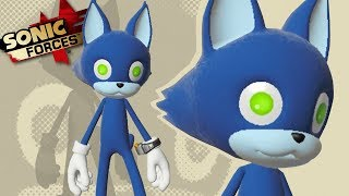 Download MY OWN SONIC CHARACTER IN GAME!? - Sonic Forces Gameplay Video
