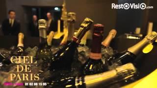 Download Restaurant Le Ciel de Paris Video