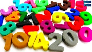 Download Learn To Count with Play Doh 1 to 20|Numbers 1-20| Learn Colors with Play Doh Video