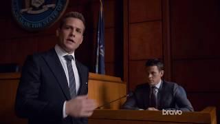 Download Suits Harvey Destroys Trevor during Mike's Trial Video