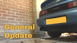Download 1993 Toyota MR2 Project - Ep 9 - General Update Video