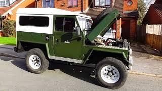 Download Land Rover Lightweight V8 - 1974 Video