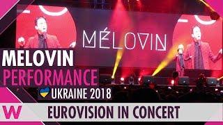 Download MELOVIN ″Under the Ladder″ (Ukraine 2018) LIVE @ Eurovision in Concert 2018 Video