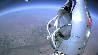 Download Terror at 60,000 Feet - Red Bull Space Dive - BBC Video