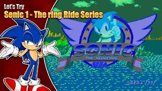 Download Let's Try Sonic 1 The Ring Ride Series Video