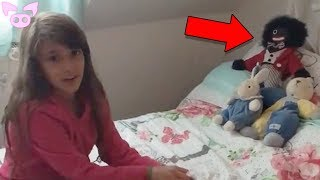 Download Creepy Dolls Caught Moving on Camera Video