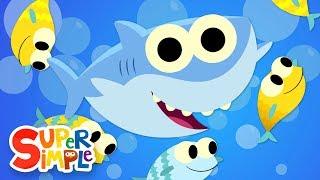 Download Baby Shark   Kids Songs   Super Simple Songs Video