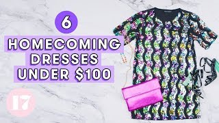 Download Cheap Homecoming Dresses Under $100 | Style Lab Video
