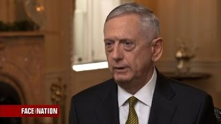Download Full Interview: Defense Secretary James Mattis, May 28 Video