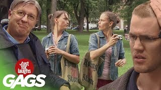 Download Funny Twin Pranks - Best of Just for Laughs Gags Video