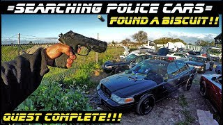 Download Searching Police Cars Found A Biscuit!! | Crown Rick Auto Video