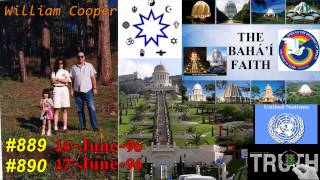 Download William Cooper - The Baha'i Faith & Theosophy - Exposed Video