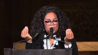 Download Oprah Winfrey delivers 2015 ″Harry's Last Lecture″ at Stanford University Video