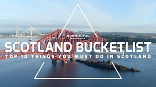 Download Scotland Bucketlist Top 10 Video