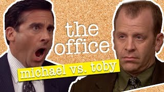 Download Michael vs Toby - The Office US Video