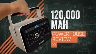 Download Anker's PowerHouse Is The Biggest Battery Bank I've Seen Video