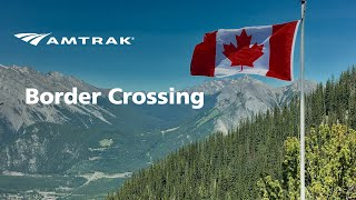 Download Amtrak Canadian Border Crossing Video