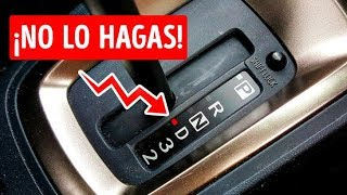 Download 7 Cosas Que Nunca Debes Hacer En Un Auto Con Transmisión Automática Video