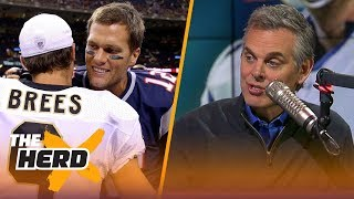 Download Colin makes his 2018 NFL Playoff predictions   THE HERD Video