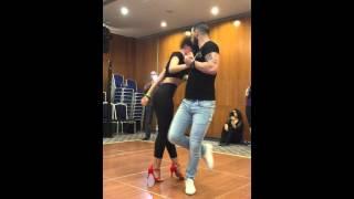 Download Daniel y Desiree en BNF Dubai Latin Festival 18-22-2015 ,BACHATA Dance,sexy, Beyonce Video