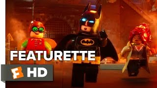 Download The Lego Batman Movie Featurette - Behind the Bricks (2017) - Will Arnett Movie Video