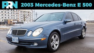 Download 2003 Mercedes-Benz E500 Full Tour & Review (W211) | TestDrive Video