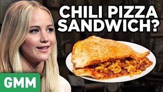 Download Celebrity Cheat Meal Taste Test Video