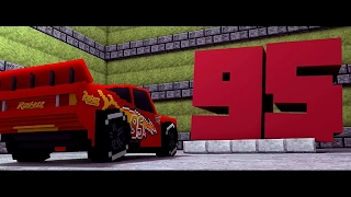Download Cars 3 -Extended Look (Minecraft Re-make Animation) Video