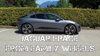 Download Jaguar I-PACE from Family Wheels Video